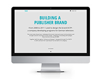 Building a Publisher Brand