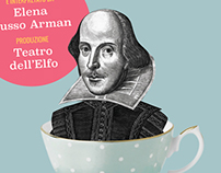 Shakespeare a merenda (A tea with Shakespeare)