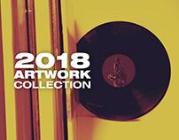 CD/LP Artworks 2018