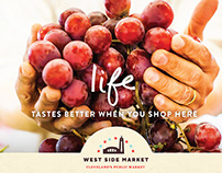 West Side Market 100 year campaign