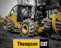 Thompson Tractor Ad