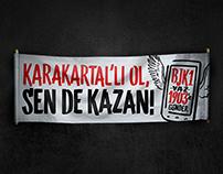 Brush Lettering - Vodafone KaraKartal
