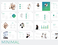Minimal Template Presentation