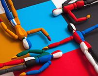 Malevich's Gestalta — Toy Design