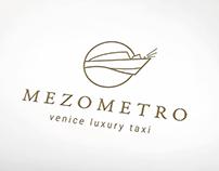 Brand identity - MezoMetro - Venice Luxury Taxy