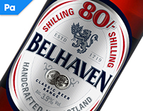 Belhaven / Brand Repositioning / Case Study