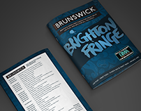 The Brunswick Brighton Fringe Programme 2016