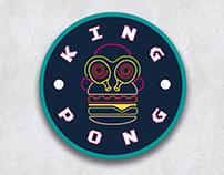 King Pong Branding