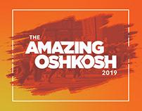 Amazing Oshkosh Identity