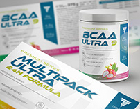 Supplement packaging and labels