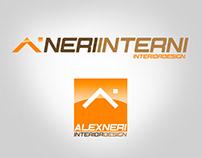Alex Neri Interior Design Brand & Website 2015