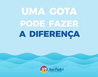 Dia mundial da água - Escola João Paulo I