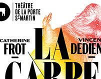 Théâtre de la Porte Saint-Martin • 2017-2020