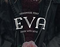 EVA Free Font!
