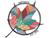 Dartmouth Organic Farm logos