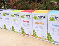 Kanna Affects Packaging