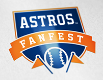 Houston Astros Theme Night Logos