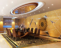 Dining Room @ Riyadh, KSA