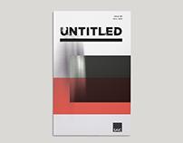 Untitled Magazine, Fall 2014