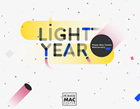 Anniversary: 21 Lightyears