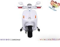 دراجة Piaggio Vespa خاصة بالاطفال الصغار