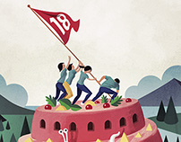Illustrations by Caoto