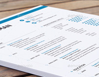 Resume/CV - Swiss