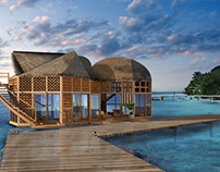 Maldives holiday lodgings