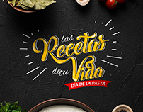Logotipo Festival de Recetas Saladas/Dulces