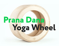 Prana Dana Yoga Wheel