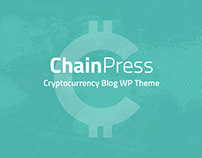 ChainPress | Financial WordPress Business Blog Theme