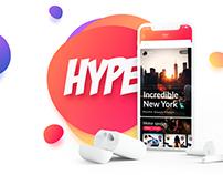 HYPE App