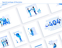 Simpacta | Corporate Illustration | Consulting
