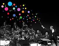The New York Pops - Part of His World