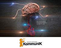 Aviso agencia KMK