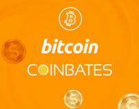 Coinbates Website
