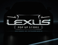 Pop up Store Lexus