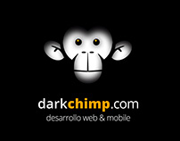 DarkChimp.com – Diseño de isologotipo