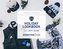 Sporting KC Holiday Lookbook