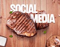 SOCIAL MEDIA - Churrasco