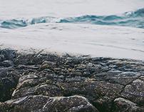 Grönviksbäcken rocks