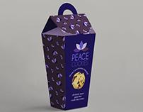 Peace Cookies Branding
