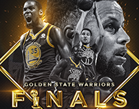 NBA Finals 2018 Social Media Design