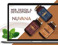 Web Design & Development-Nuvana