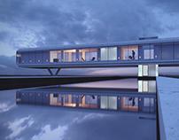 Villa Kogelhof 3D Render