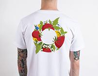 ORGANIKA - Tshirt Design