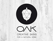 OAK - Creative Skins for a Natural Home