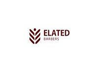 ELATED BARBERS BRANDING
