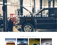 Mechanic WordPress Theme - Reviews and Portfolio