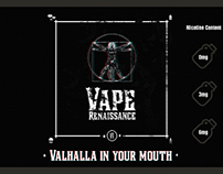 Vape Liquid Branding